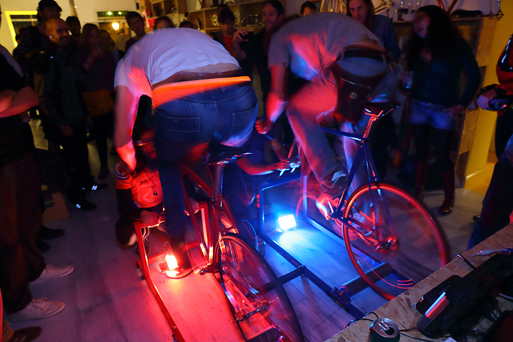 Goldsprints Sprint Fighter Madrid Vivabicicletas